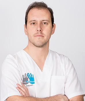 Fisioterapeuta en Dos Hermanas - Agustín Salguero