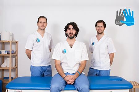 Fisioterapeuta especializado en osteopatía en Dos Hermanas